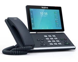 """Yealink SIP-T58A 7"""" Color Touch Screen 16 Line IP HD Android Phone"""